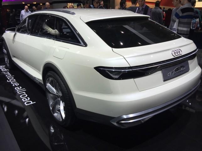 Audi Autosalon 2016